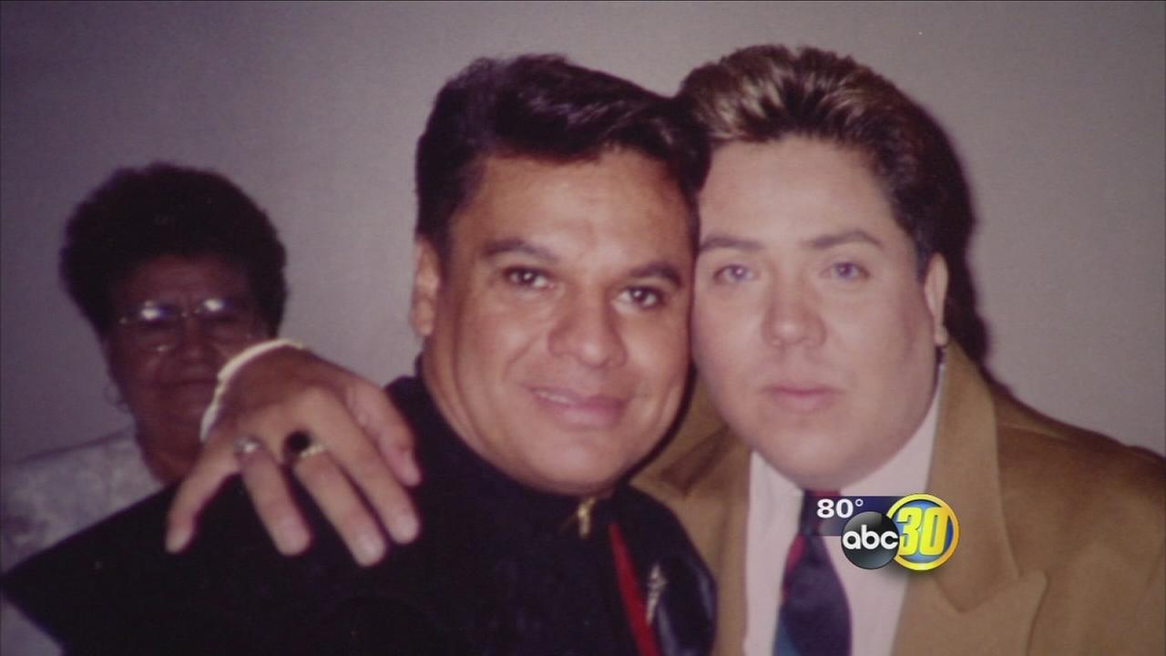 Fresno singer shares memories of Juan Gabriel