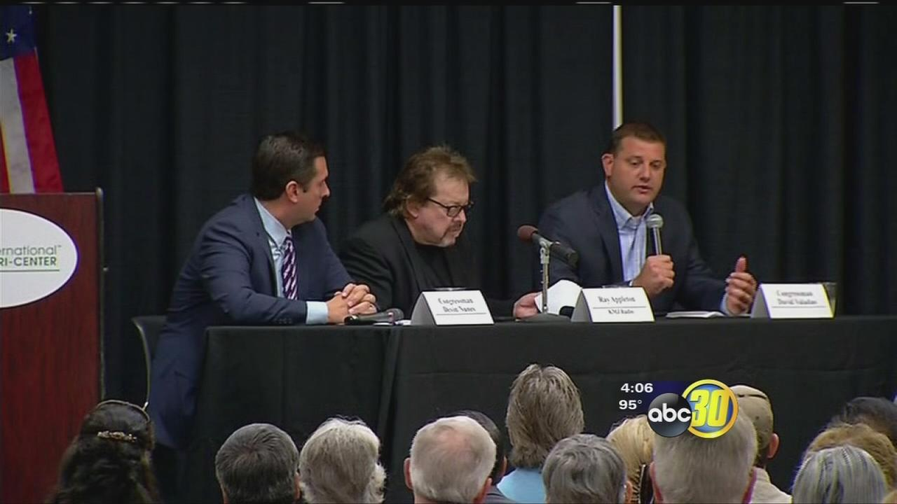 Water forum held in Tulare County day after Trump visit to address water issues