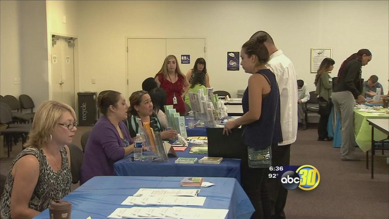 Child Support Services of Madera County holds first job fair