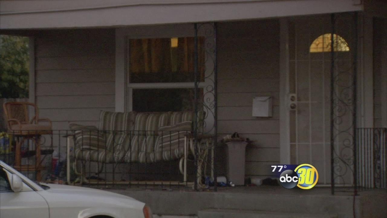One person injured during Central Fresno home invasion where 6 people were tied up and robbed