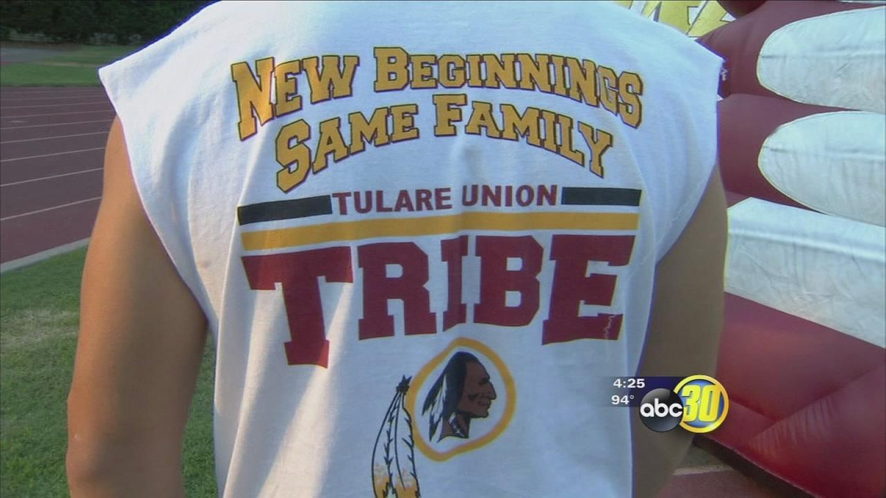 Good Sports ? Tulare Union Football?s Dynamic Duo