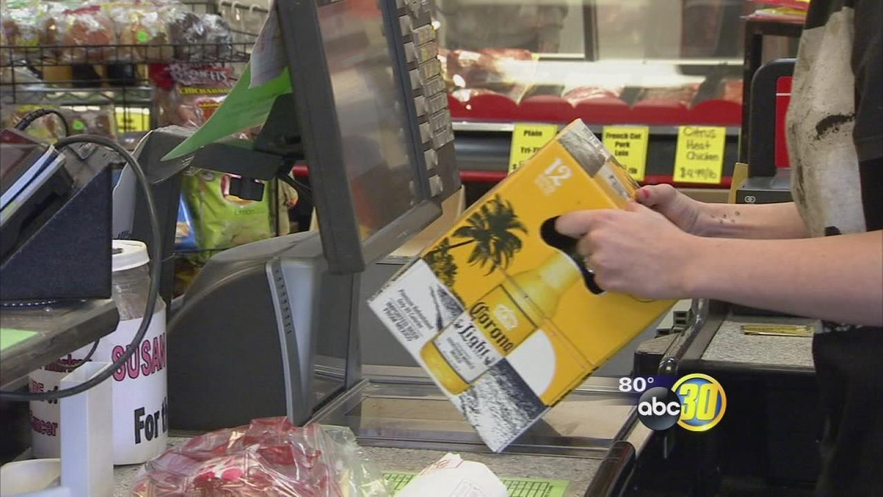 Clovis Police cracks down on stores selling alcohol to minors
