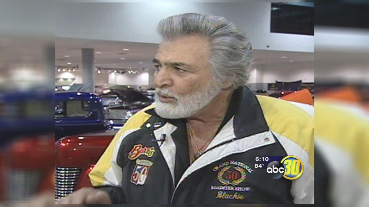 Car enthusiasts remember local legend Blackie Gejeian