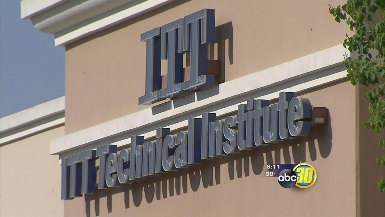 ITT Tech to close before the start of fall semester