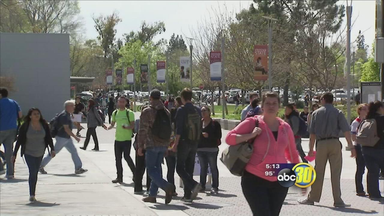 Fresno State teaming up with ride-sharing services to help students make transition back to school
