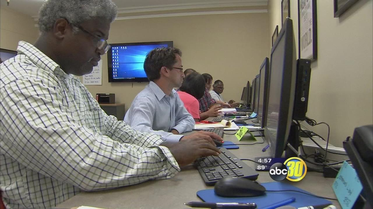 Charity teams up with Fresno City College to offer residents necessary life skills