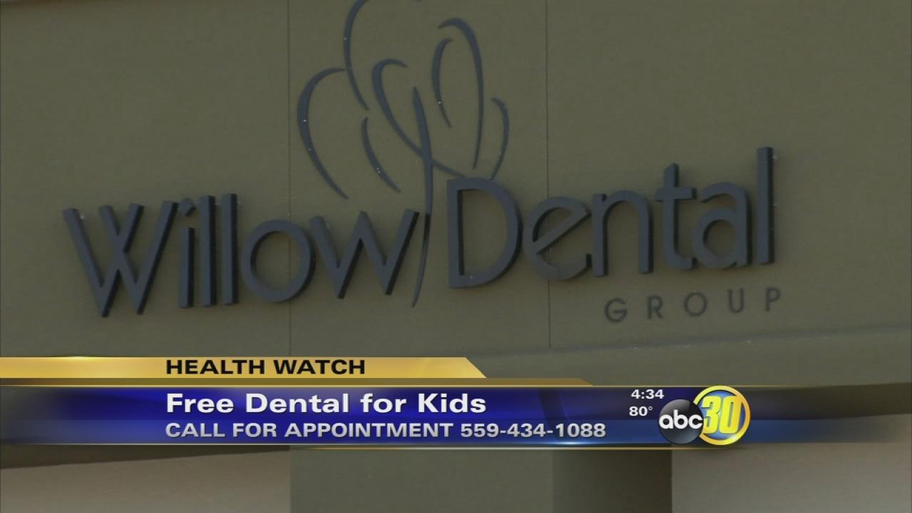 Clovis dental office holding event where they will offer free exams