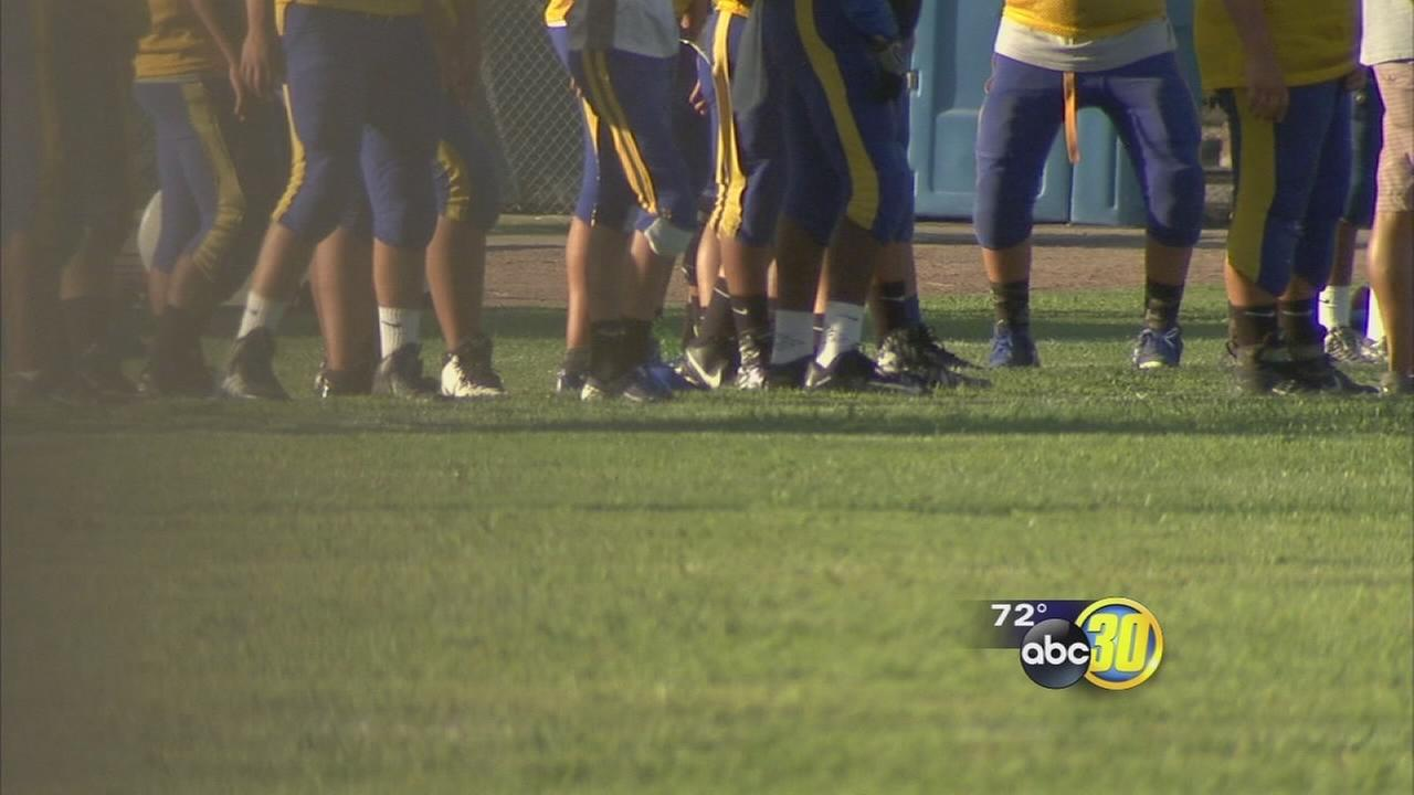 Police investigating hazing incident that led to the arrest of 3 students at Dos Palos High