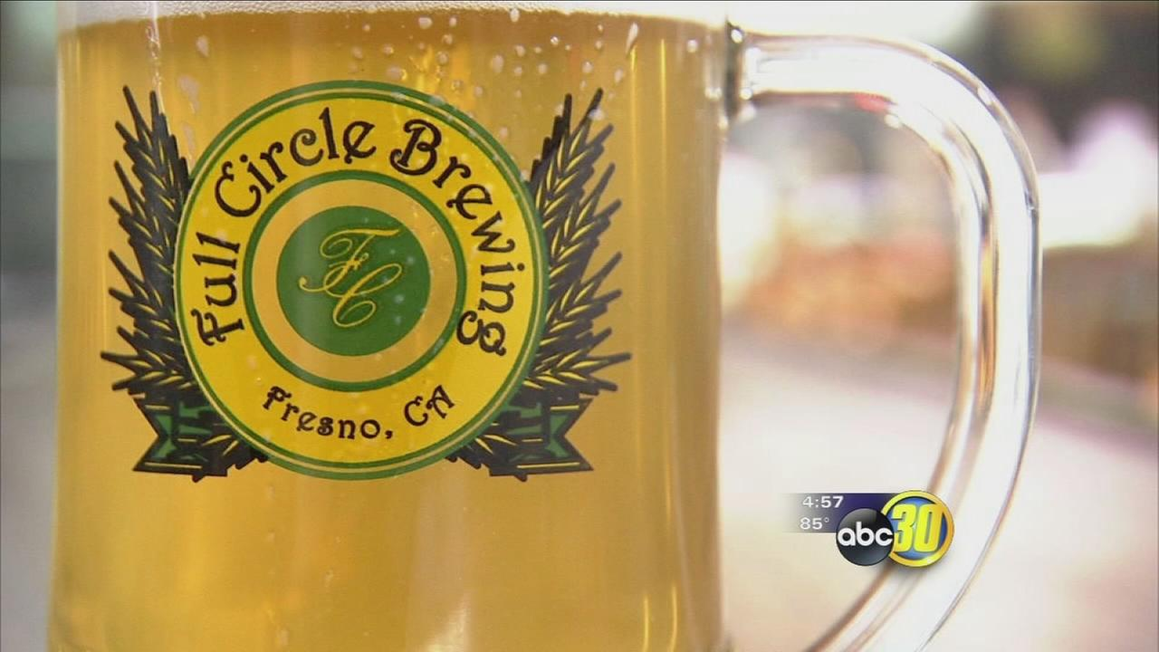 A familiar brewery hoping to brew up new business in Downtown Fresno
