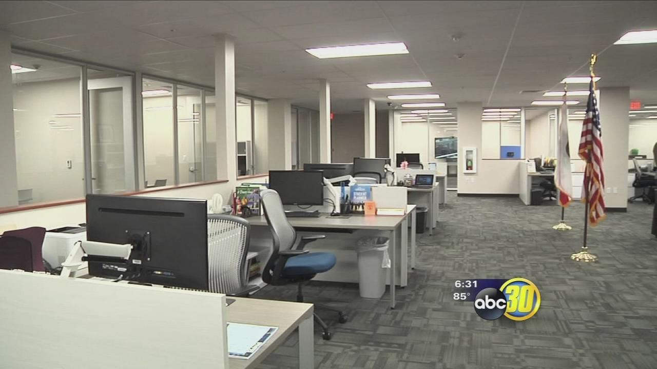 Charter school expands at Fresnos Manchester Center