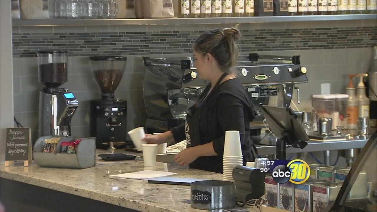 Fresno church opens coffee shop to engage with community