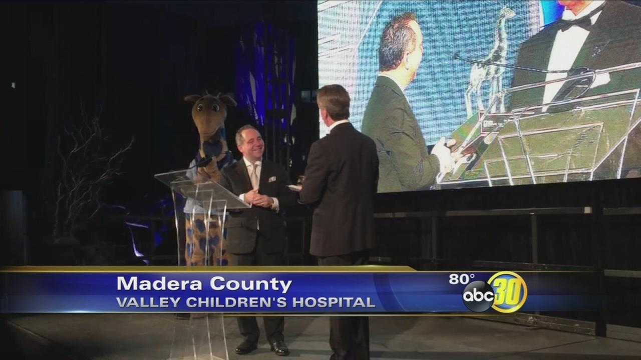 The 20th annual Harvest Ball is raises money for Valley Childrens Hospital