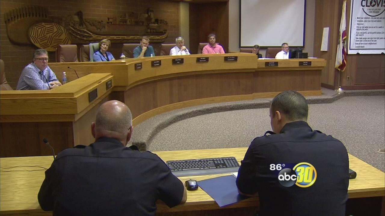 Clovis City Council takes action to ban sale of marijuana in city ahead of Prop 64 vote