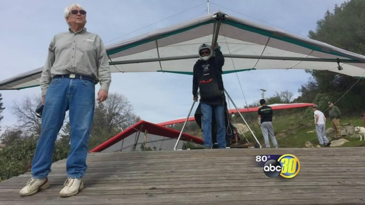 Dunlap residents mourn the loss of a legend after death of hang glider pilot