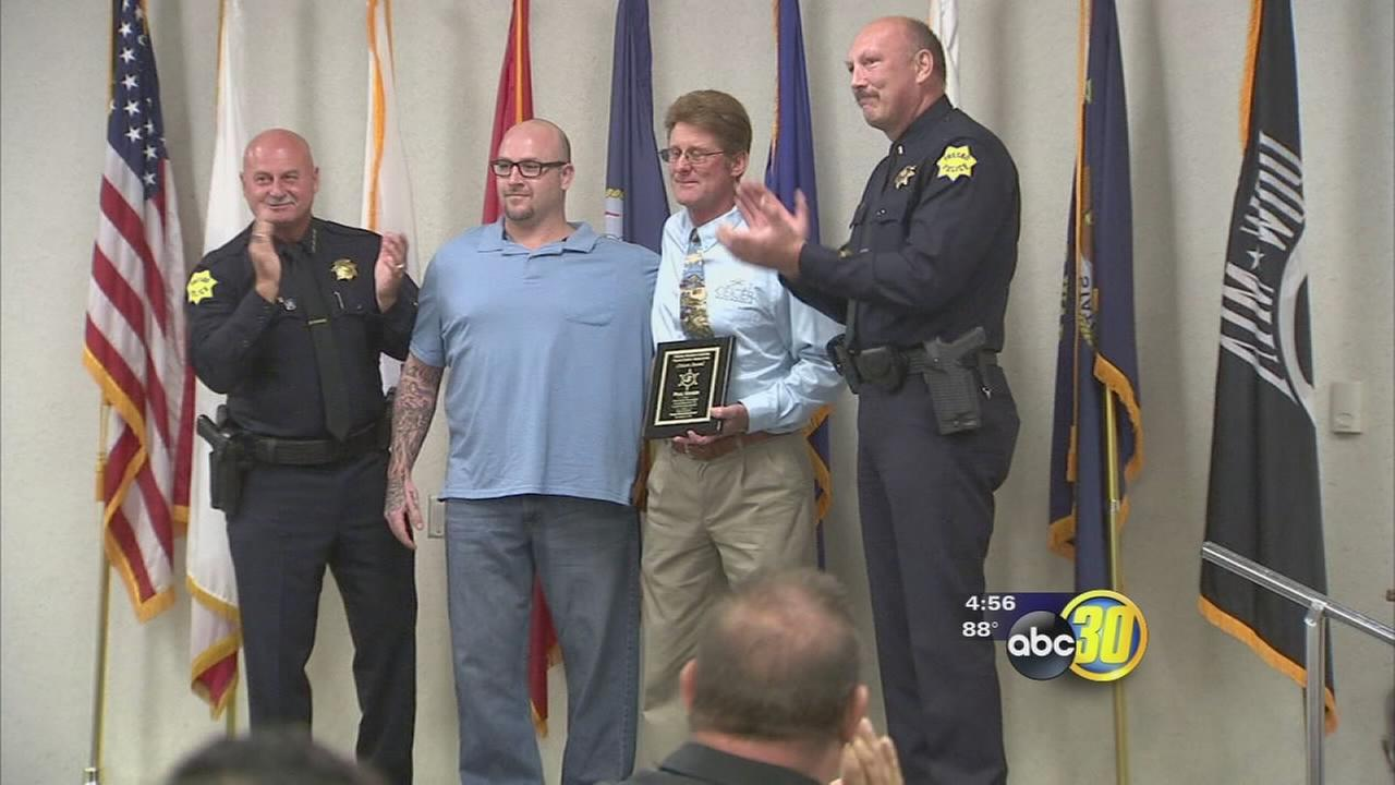Special ceremony held in Clovis to honor Valley heroes