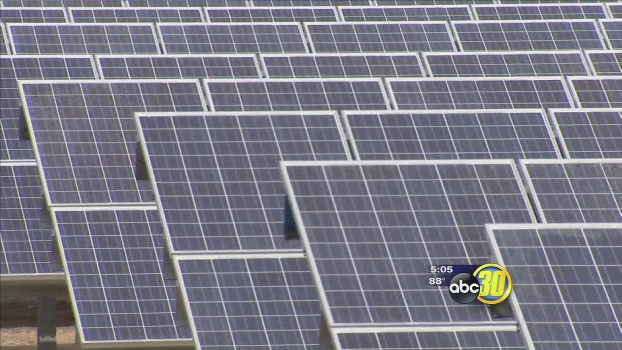 Dairy farm in North Valley one step closer to becoming net-zero energy farm