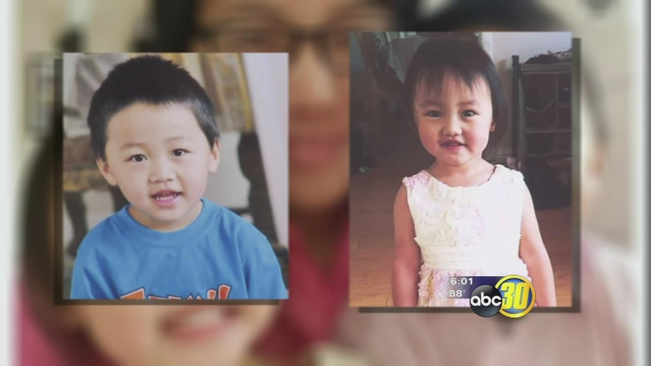 Grandparents of Fresno toddlers who drowned in neighbors pool talk about their loss