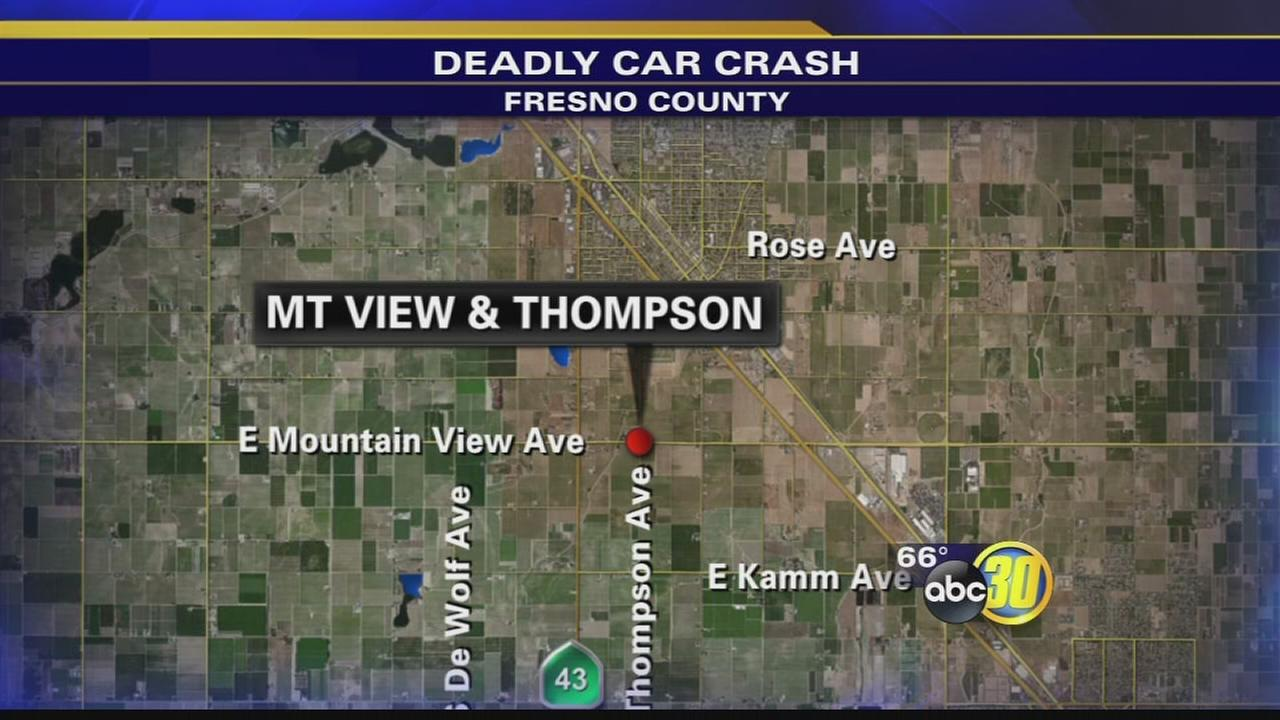 One person killed in accident near Selma - Fresno news