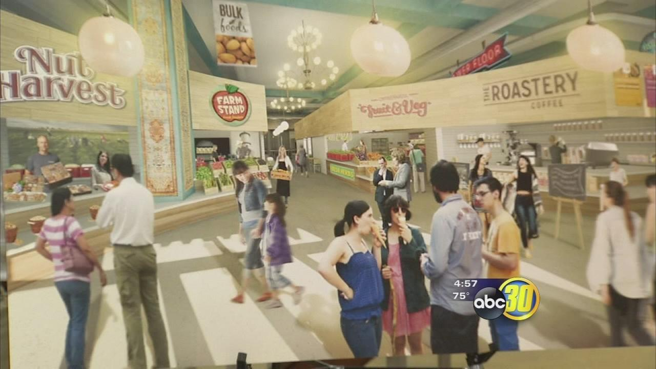 New changes are coming to a once popular spot for shopping in Downtown Fresno