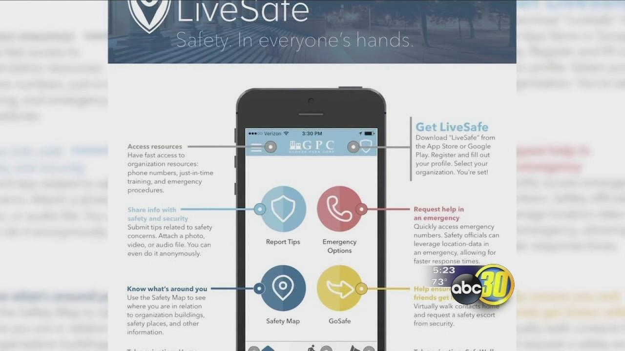College students can head back to school feeling safe thanks to a few mobile apps