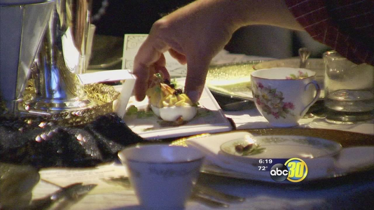 Hidden speakeasy takes patrons on culinary adventure in Fresno