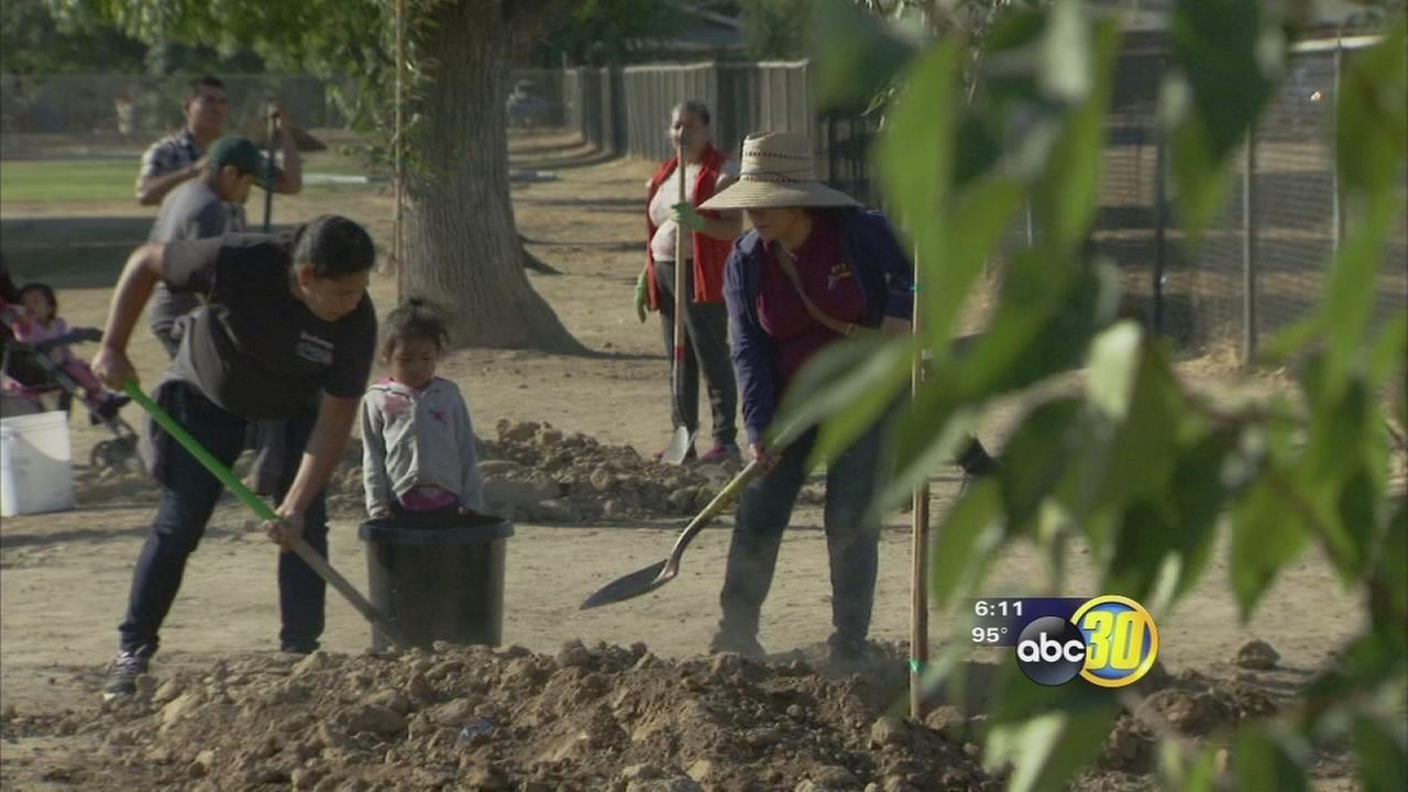 Southwest Fresno school district hoping a new project will improve air quality for students and staff