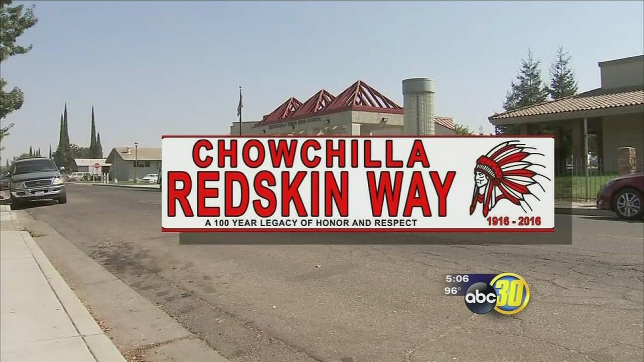 Chowchilla city council approve putting sign about street where HS is in honor of mascot