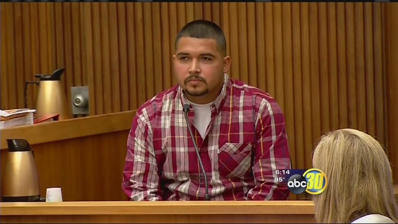Father of toddler killed in South Valley 5 years ago appeared in court to testify against man accused of killing her