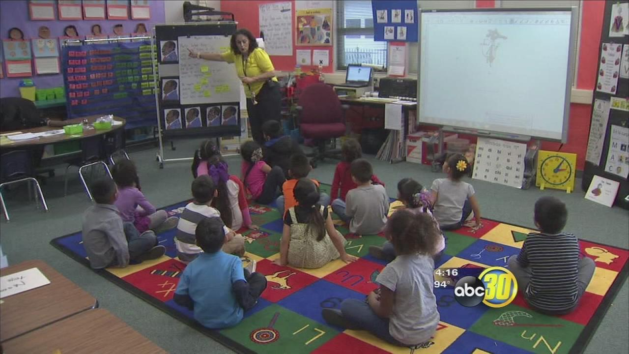 Madera unified to offer language immersion program for kindergartners