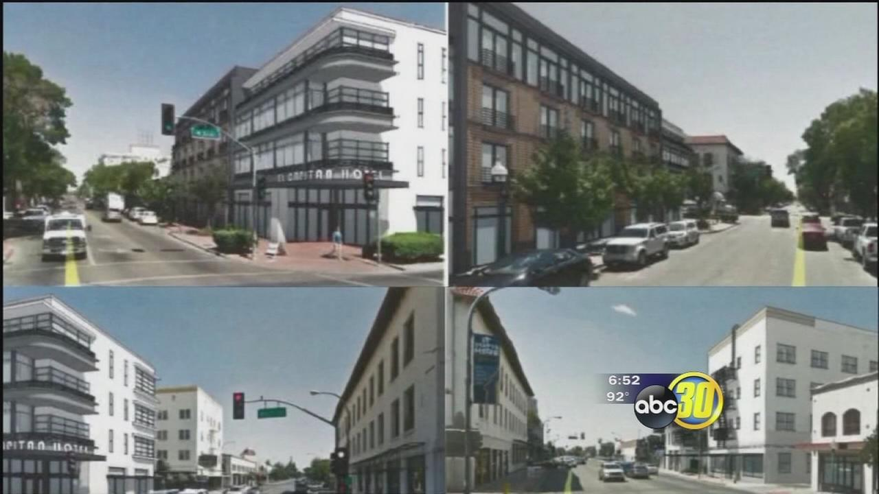 Changes are coming to Downtown Merced