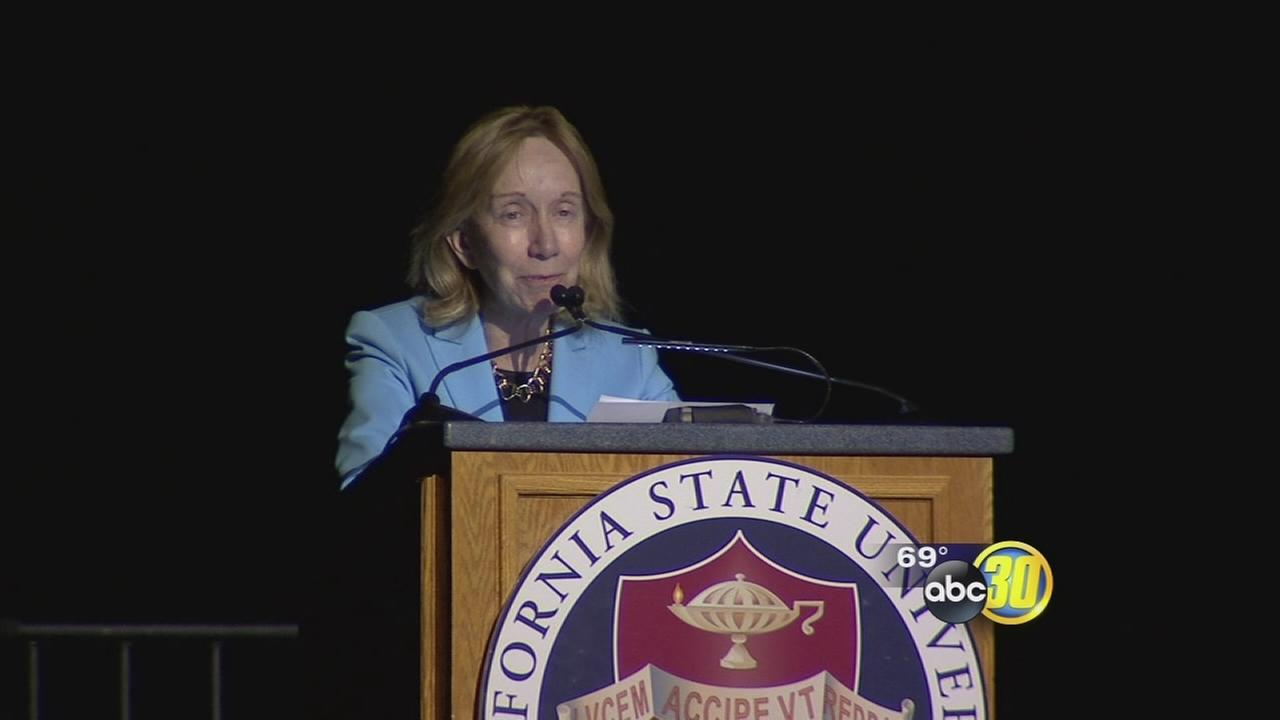 Historian Doris Goodwin discusses upcoming election at Fresno State talk