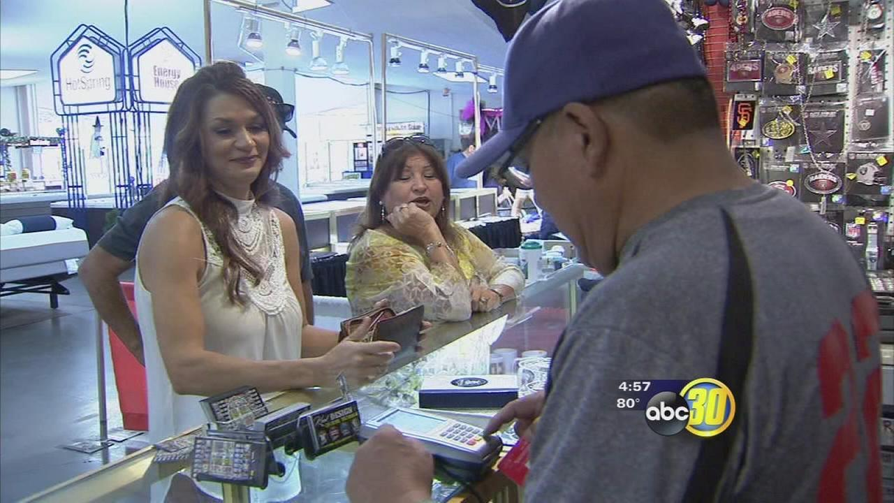 Local vendors use Big Fresno Fair to help drive sales