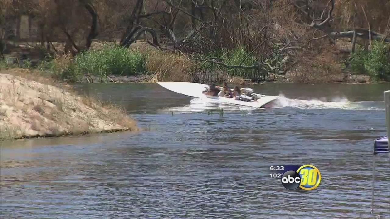 Tulare County portion of Kings River reopens in time for Fourth of July