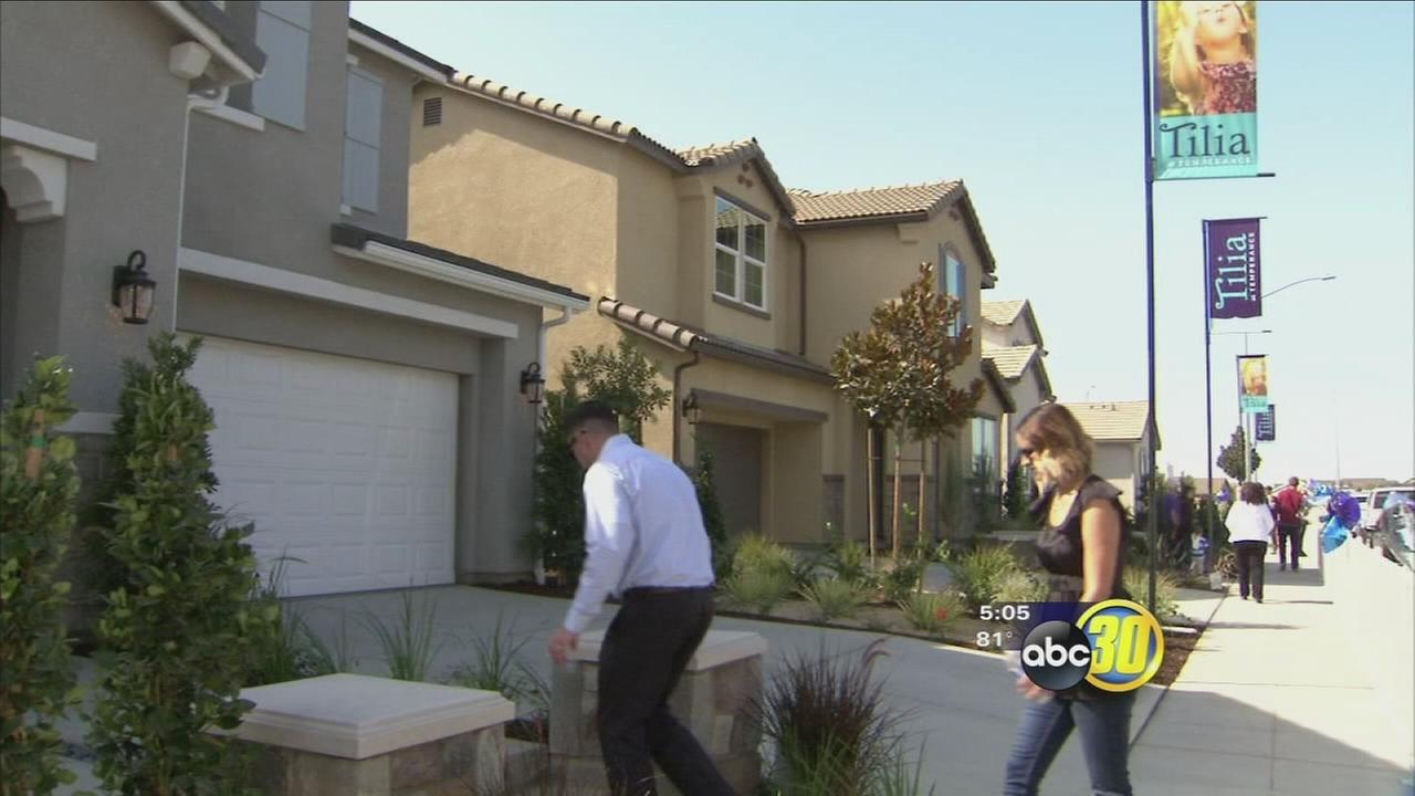 Families looking for new homes have plenty of options around the Valley