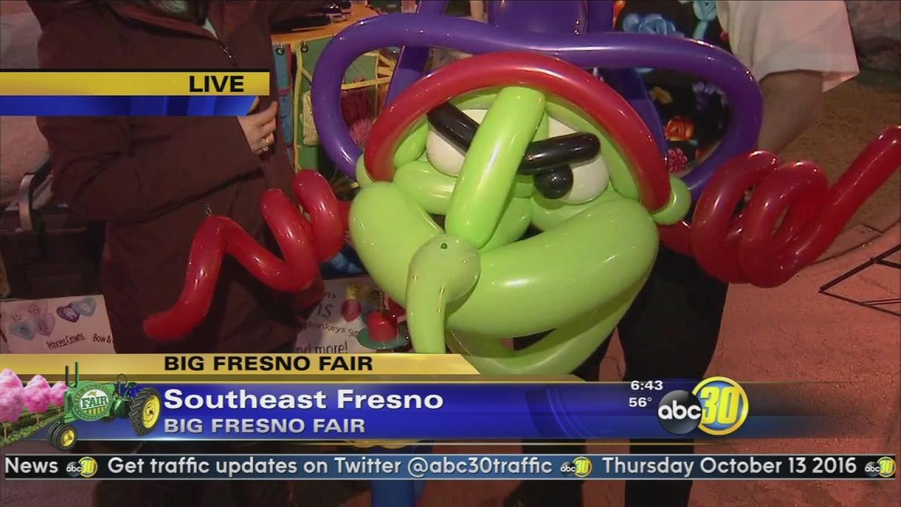 Day 9 of the Big Fresno Fair