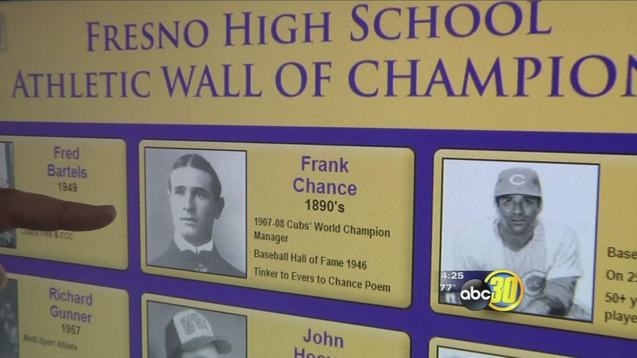 Good Sports ? Fresno Wall of Champions