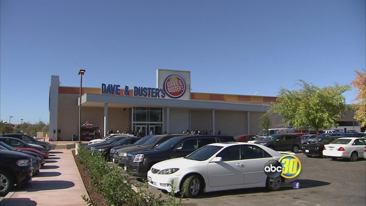 Dave and Busters opens in Northeast Fresno