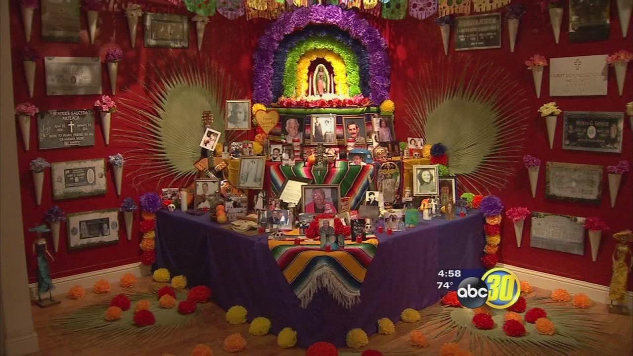 Arte Am?ricas features Dia de los Muertos