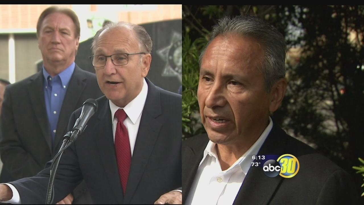 With Fresno crime on the rise, mayoral candidates outline plan to make city safe