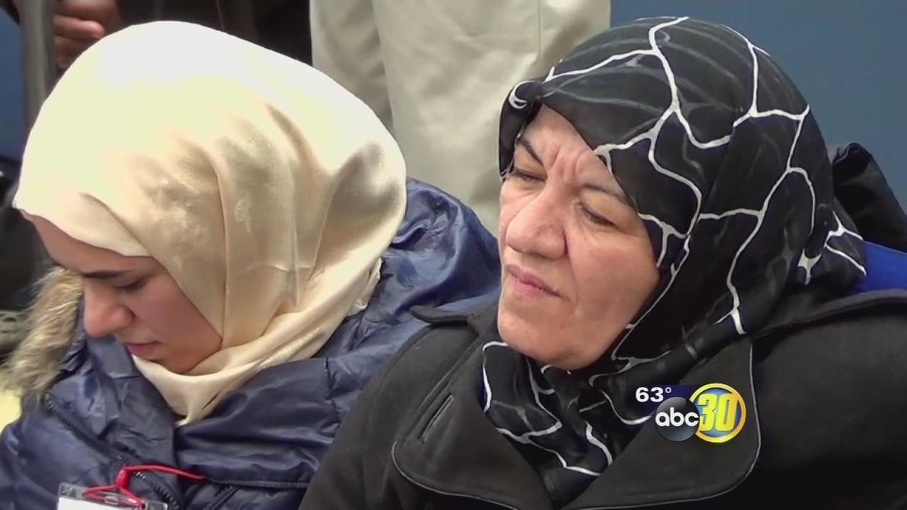 Dozens of Syrian refugees may head to Fresno if humanitarian plan is approved
