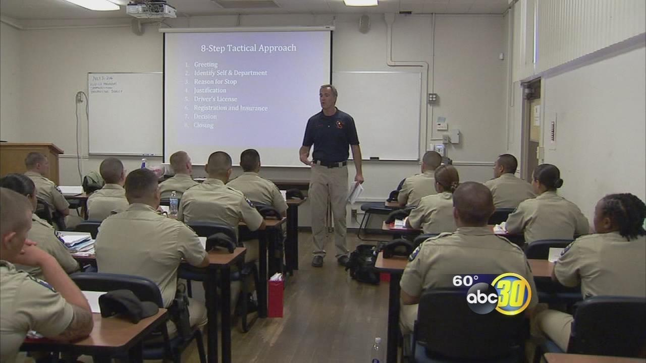 Valley police academies struggling to find qualified recruits