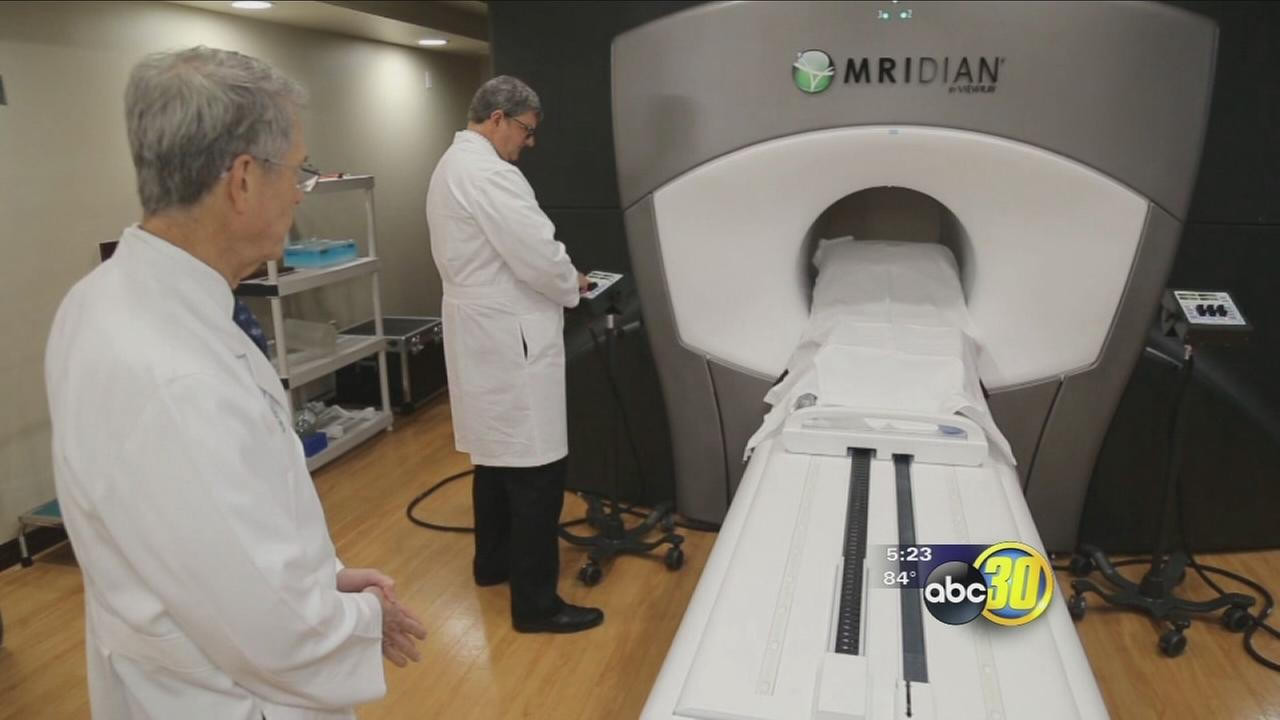 MRI: Guided radiation more precise than tradition treatment