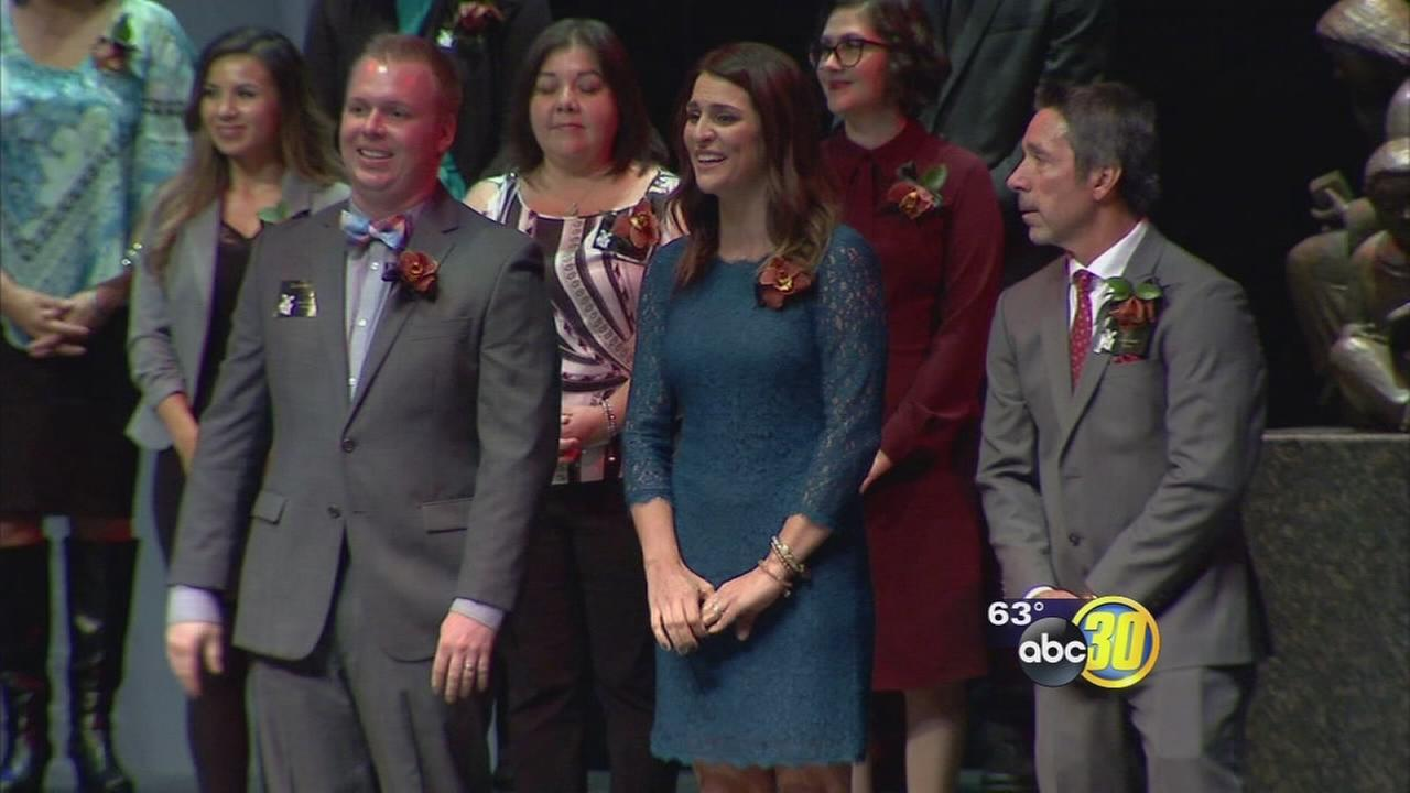 Educator of the Year awards held in Downtown Fresno