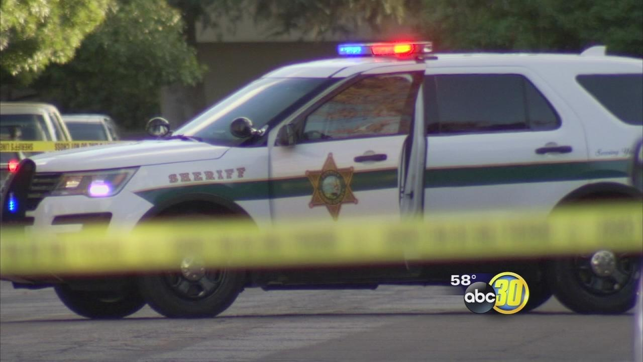 Fresno County Sheriffs deputy dies after accidental shooting