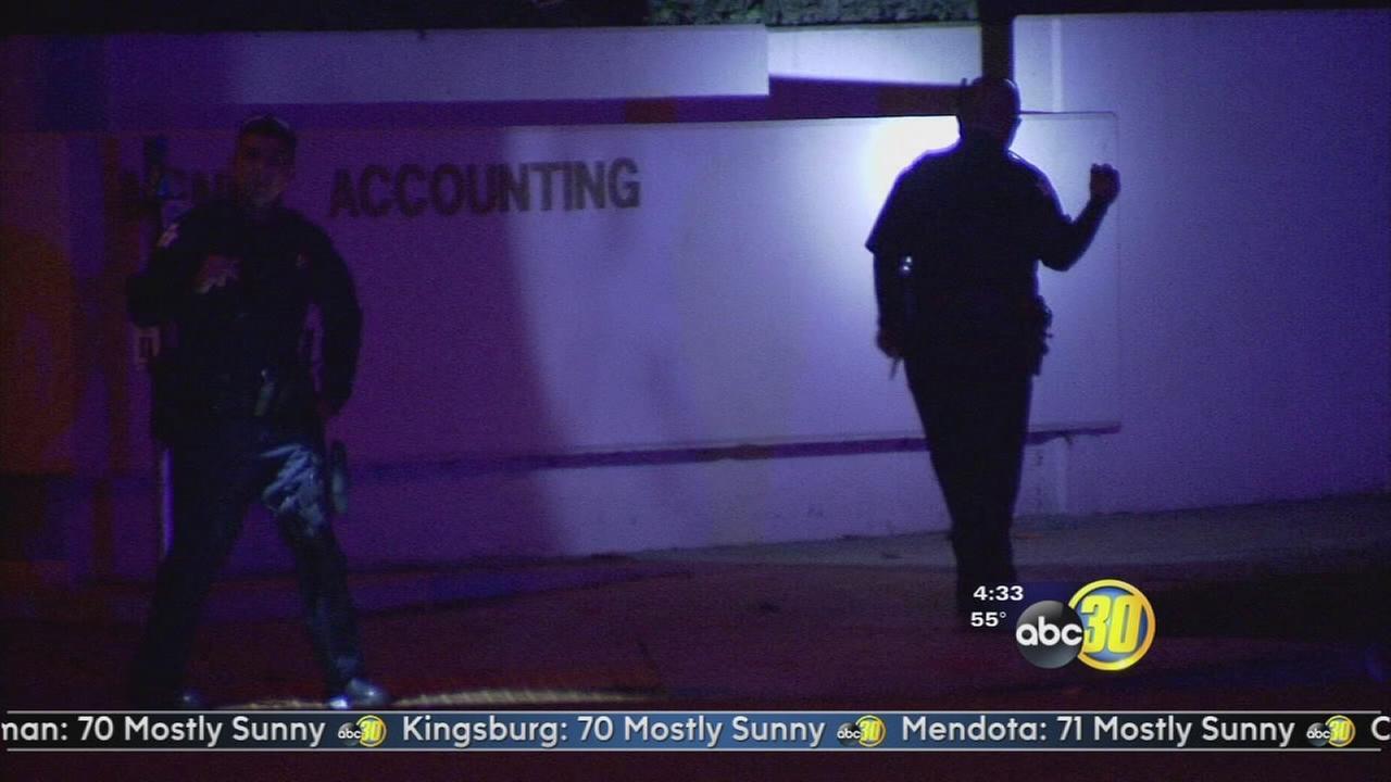 Man found shot in the chest in Fresno