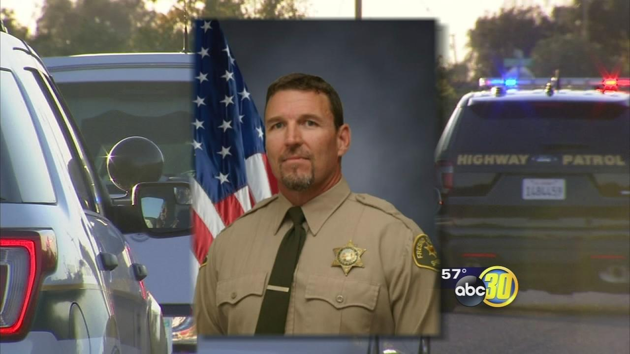 Fresno County Sheriffs deputy identified killed in accidental shooting