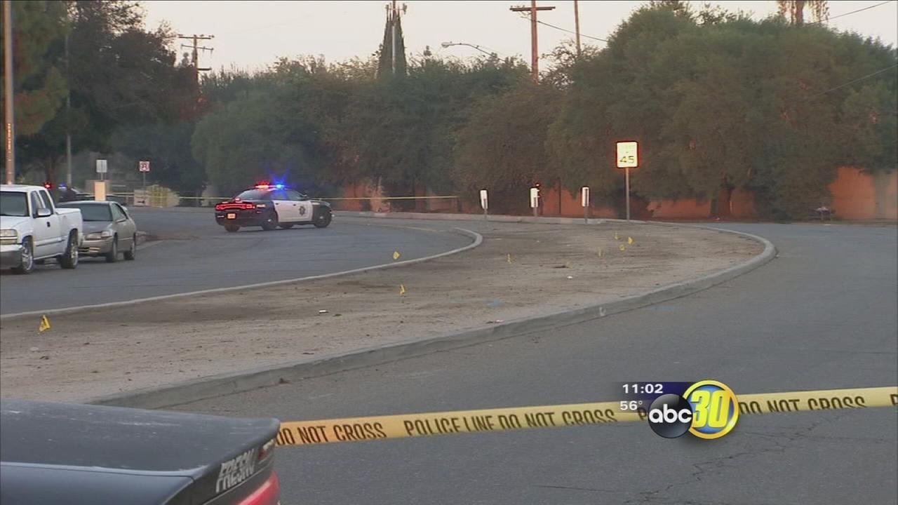 Fresno Police investigating a suspicious death in West Central Fresno