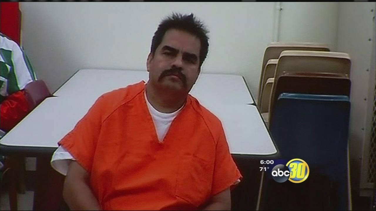 Merced man police accused of shooting 3 people outside his home makes appearance in court