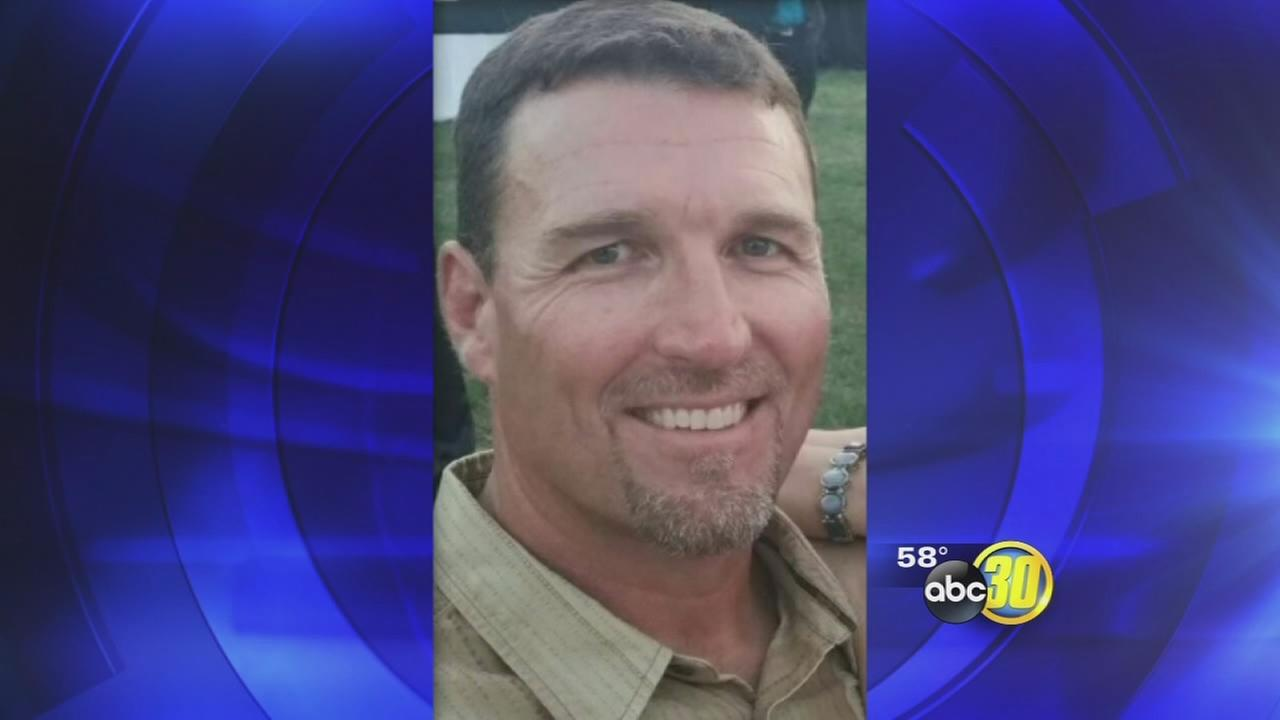 Fresno County Sheriffs Office warn of scammers using recent deputy death to solicit money