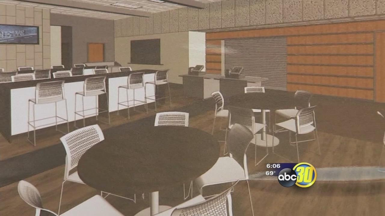 Students fuel push for cafeteria renovation at Merced College